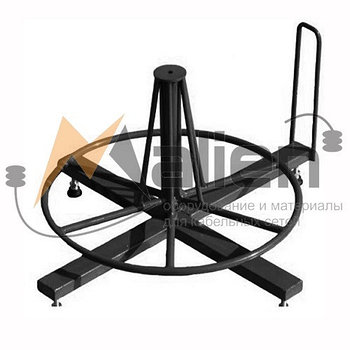 СРБ 0,4-30 Стойка для размотки кабельных бухт