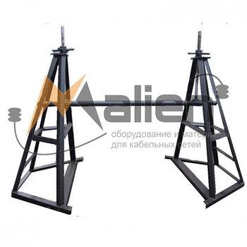 ДК-10В Домкрат кабельный винтовой, до 10000 кг, до №26