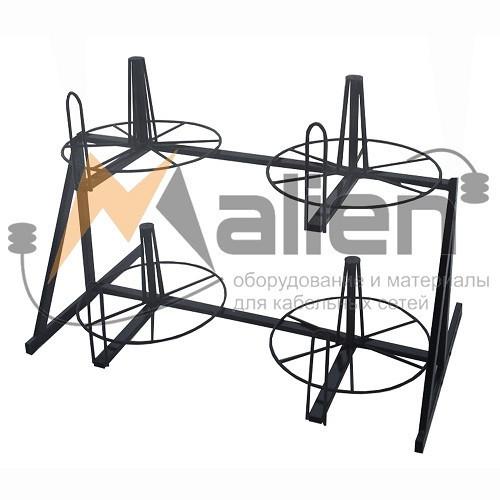 СБР 4-0,5-30 Стеллаж для хранения и размотки бухт кабеля МАЛИЕН