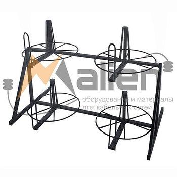 СБР 4-0,6-30 Стеллаж для хранения и размотки бухт кабеля МАЛИЕН