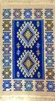Декоративный коврик ОВАМ 48*80 см, фото 1
