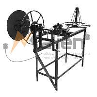 СПК 0,6-30РКВ Станок напольный для перемотки кабеля