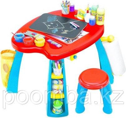 """Игровой стол с табуреточкой""""Crayola"""""""