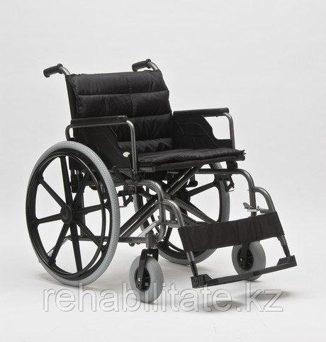 Кресло-коляска инвалидная, широкая FS951B-56