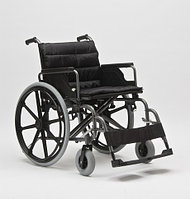 Кресло-коляска инвалидная, широкая FS951B-56 , фото 1