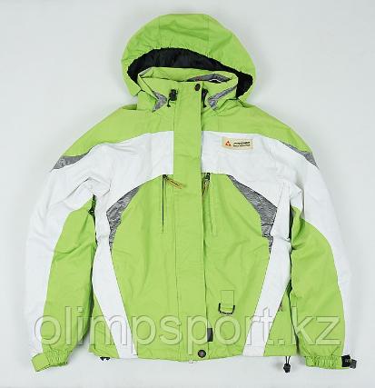 Женский костюм горнолыжный Fischer, зеленый