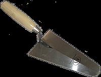 Кельма GS с ДЕРЕВЯННОЙ ручкой «7» 180мм*100мм