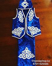Казахский детский костюм на мальчика 9-10 лет