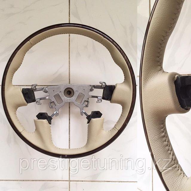 Руль на Nissan Patrol Y62 2010-14