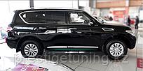Молдинги на двери Nissan patrol Y62/QX56 2010-15