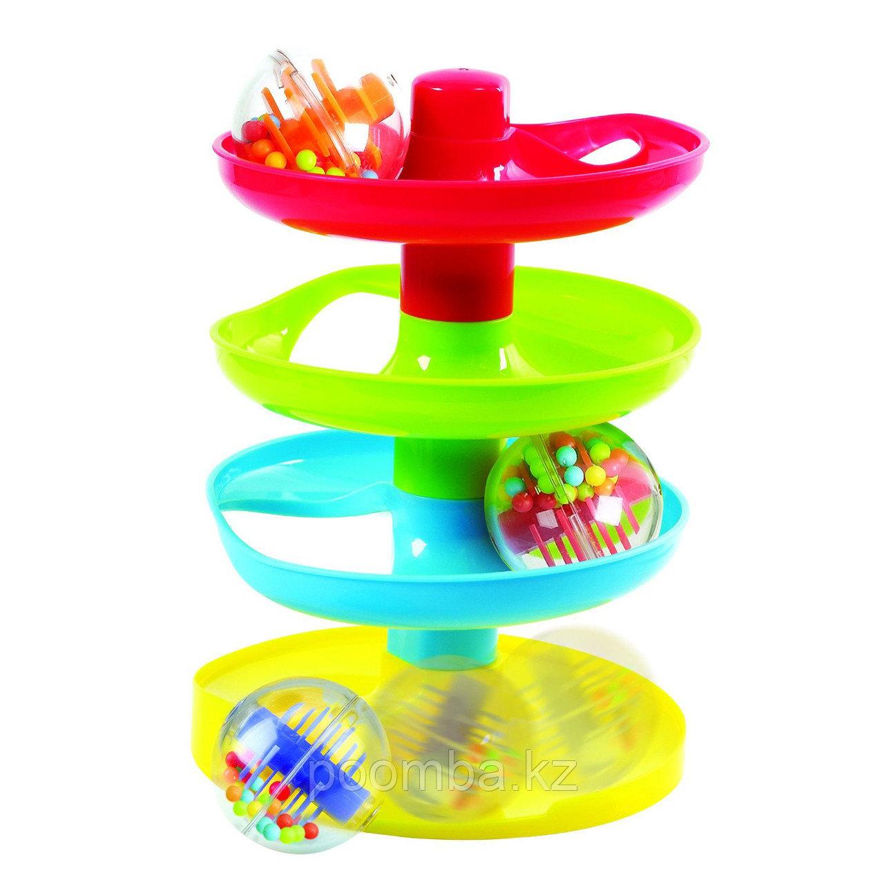 """Развивающая игрушка""""Лабиринт с шариками"""""""