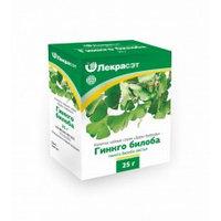 Гинкго билоба (лист) измельченный 25г