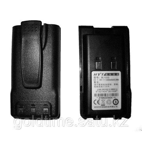 Аккумулятор HYT BL1203 Li-ion (7,2V-1,25A/H) для TC-600