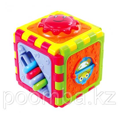 """Развивающая игрушка """"Куб"""" 6 в 1"""