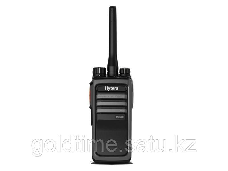 Радиостанция HYTERA PD-505 400-470МГц, 32кан., 4Вт, DMR/Analogue, Li-Ion 1500 мАч, з/у