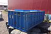 Емкость для перевозки живой рыбы 2,56м³
