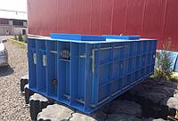 Емкость для перевозки живой рыбы 2,56м³, фото 1