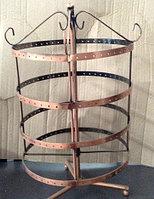 Стойка-барабан под серьги, средняя