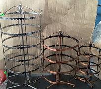 Стойка-барабан под серьги, маленькая