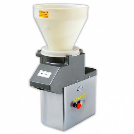 Машина для переработки овощей МПО-1 (490х300х720мм,350-600кг/ч,1,0кВт)НОВЫЙ НАБОР ДИСКОВ