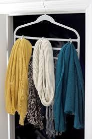 Вешалка под палантины, шарфы, полотенца