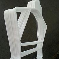 Вешалка-каркас белая