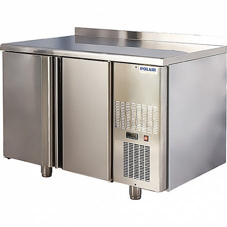 Стол среднетемпературный V=320л, ПОЛАИР TM2GN-G Grande (- 2...+10С, 1200х705х850/910мм, 2 двери)