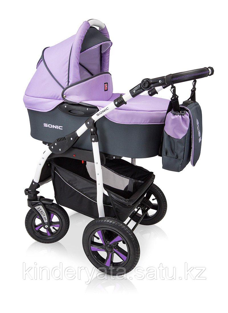Детская коляска Verdi Sonic 3 in 1 (6)