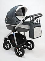 Детская коляска 3 в 1 Pepe Eco plus 37 Verdi