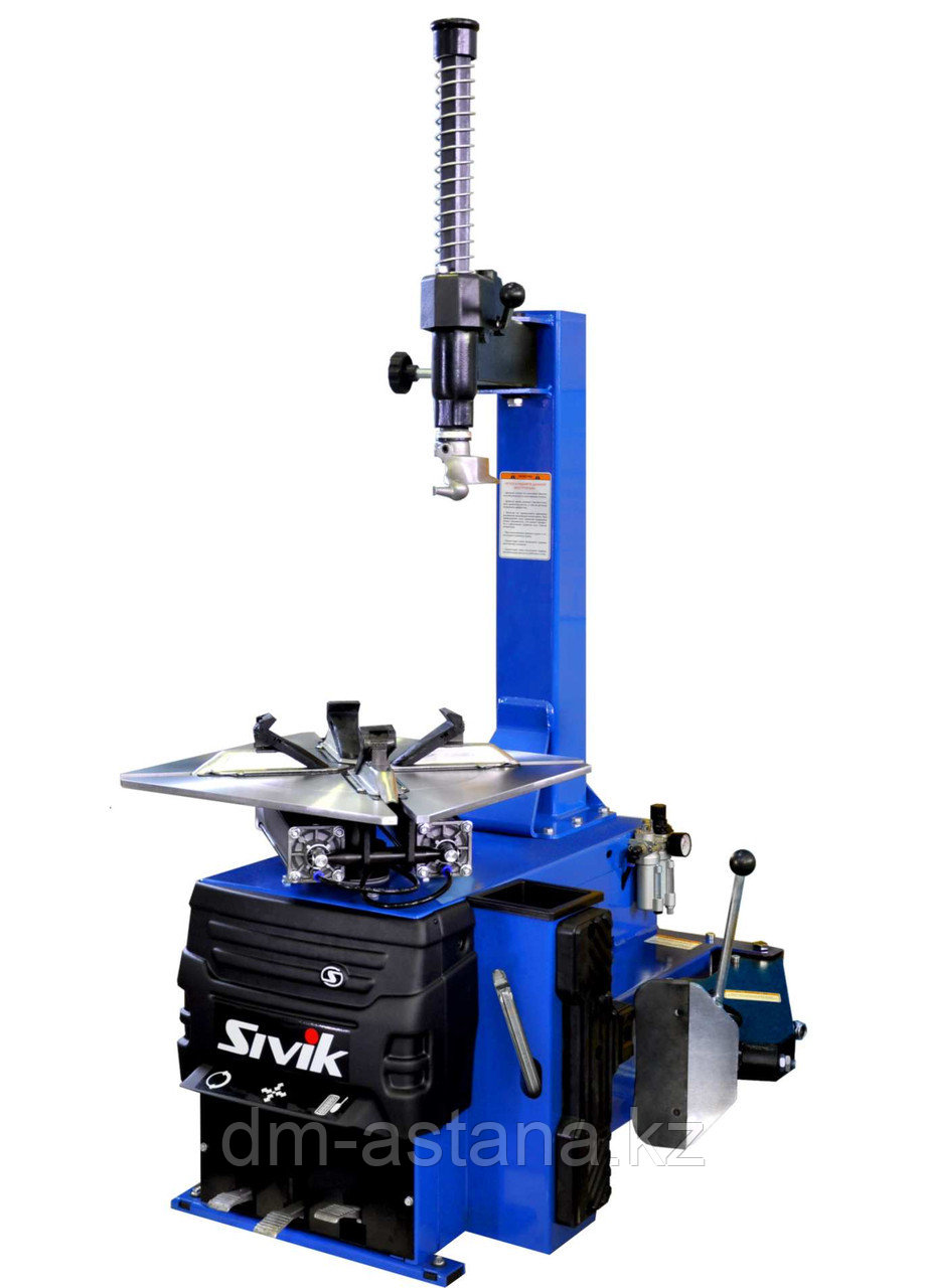 Шиномонтажный станок Sivik КС-302A, полуавтомат (380В)