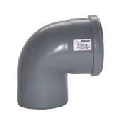 Отвод канализационный 110х90гр ПП