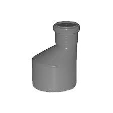 Переход эксцентрический канализационный 110/50 ПП
