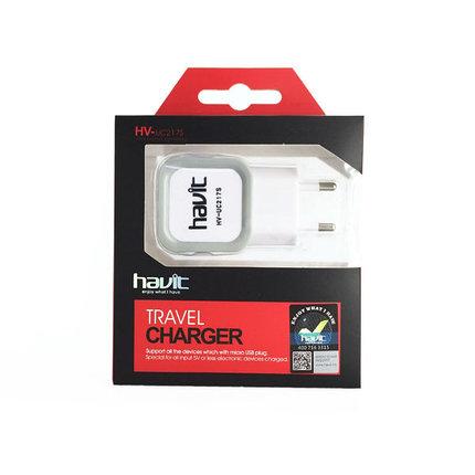 Зарядное устройство-Havit Micro USB, фото 2