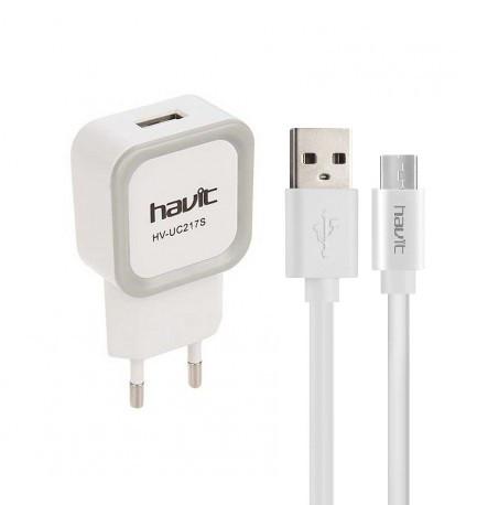 Зарядное устройство-Havit Micro USB