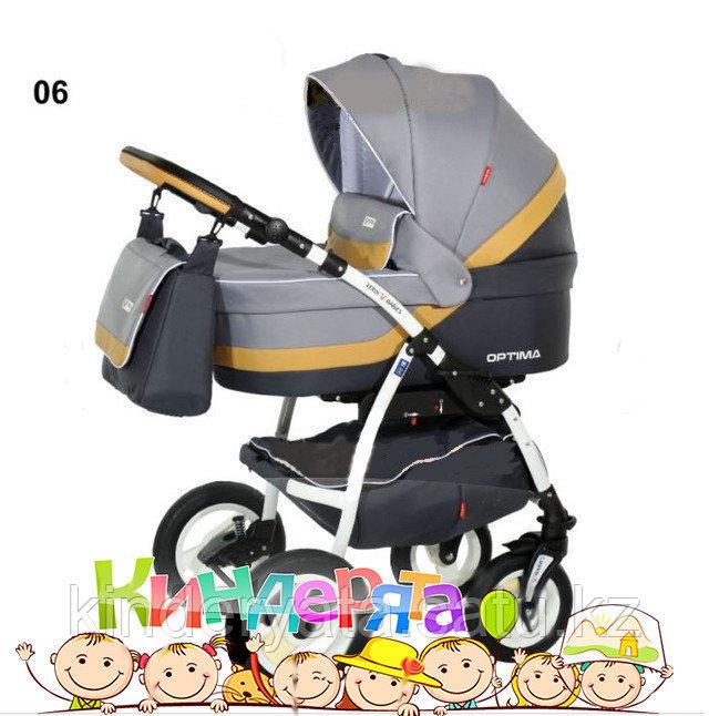 Детская коляска Verdi Optima 3 в 1 (6)
