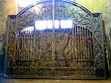 Подъемные ворота