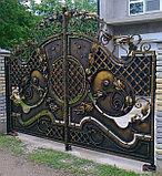 Ролл ворота, фото 2