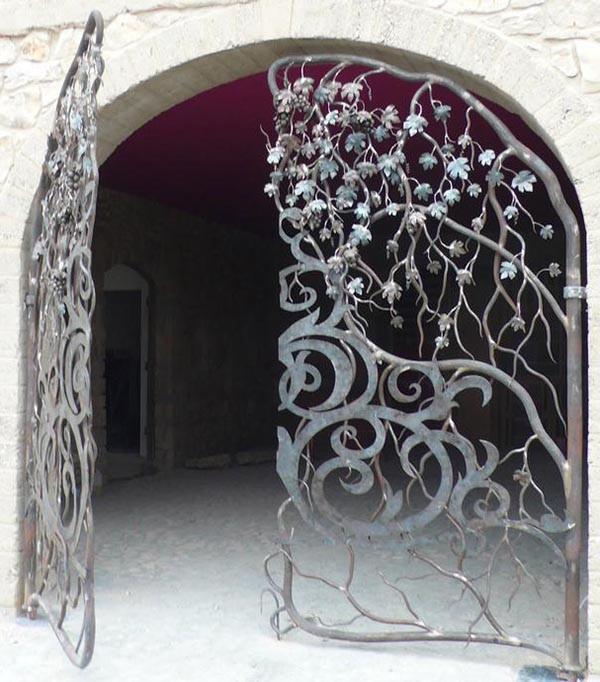 Ворота рольставни