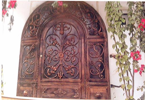 Открывающиеся ворота