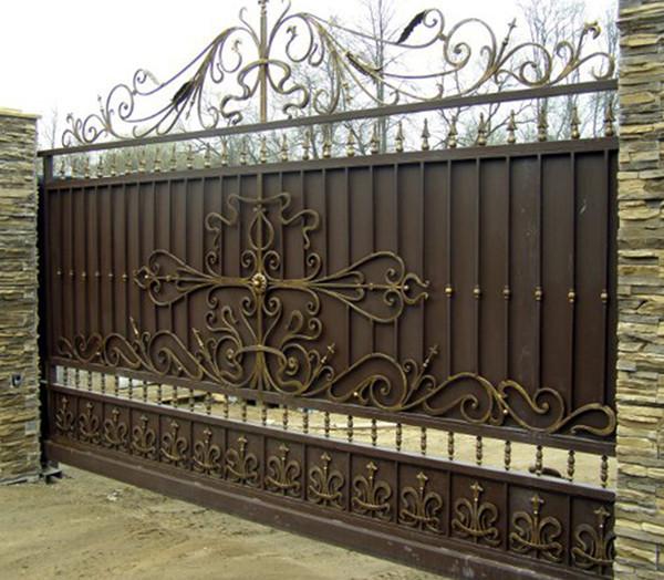 Стандартные ворота