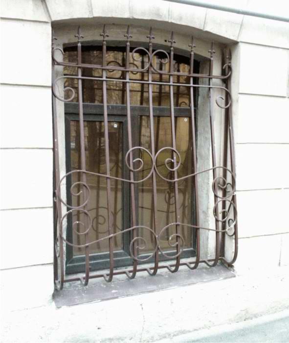 Ажурные решетки на окна