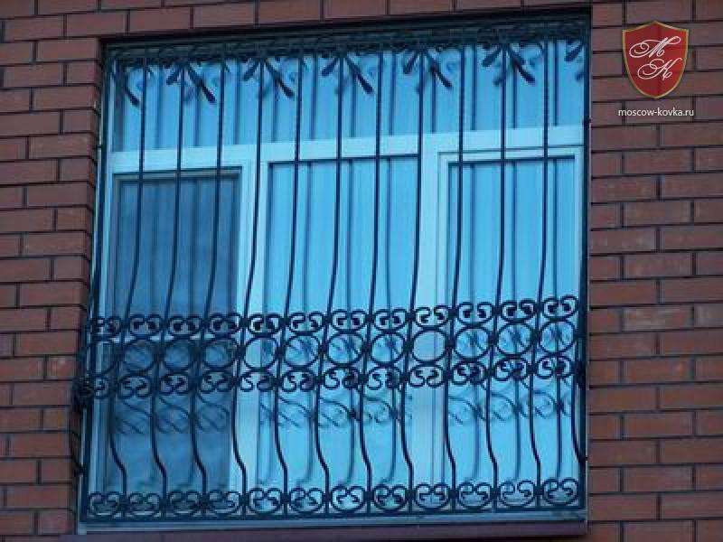 Решетка на окна из металла