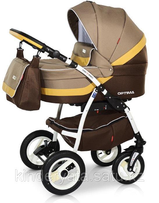 Детская коляска Verdi Optima 3 в 1 (10)