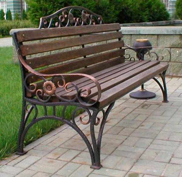 Дачные скамейки