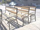 Недорогие садовые скамейки, фото 2