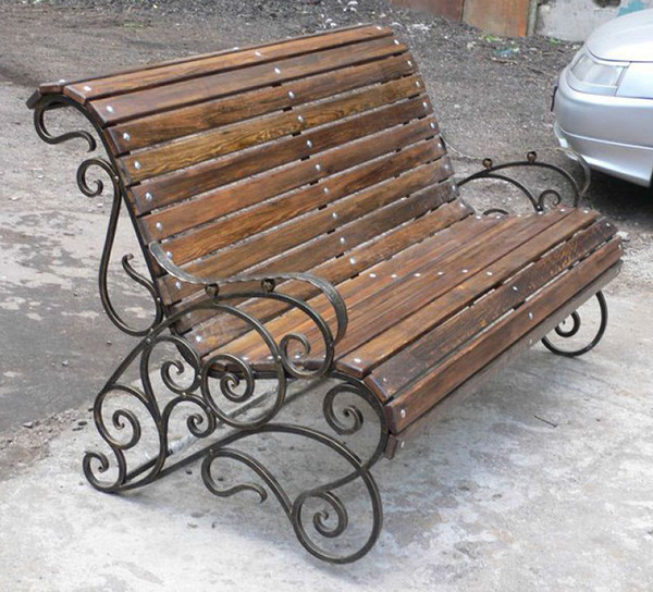 Садово парковые скамейки
