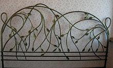 Красивые кованые кровати