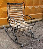 Кованое кресло, фото 2