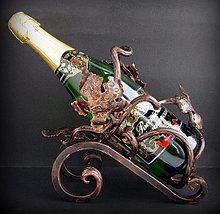 Кованые подставки для шампанского