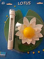 Термометр с поплавком Lotus для бассейна